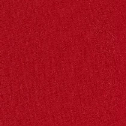 Robert Kaufman Kona - Rich Red