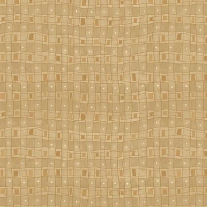 Henry Glass Linen Closet Small Grid - Toast