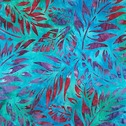 Robert Kaufman Artisan Batiks Totally Tropical - Summer