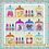 Thumbnail: P&B Textiles Living Farm Quilt Kit