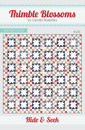Hide and Seek - PAPER pattern
