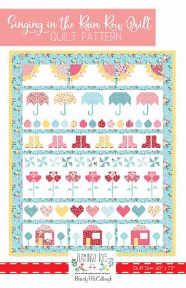 Singing in the Rain - PAPER pattern
