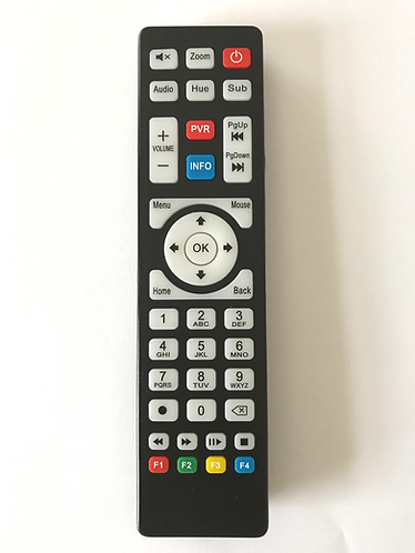 Remote control for 4KUHD-352