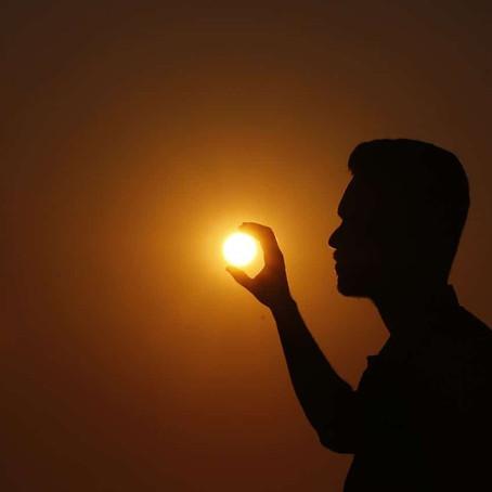 Refletindo sobre as sombras internas