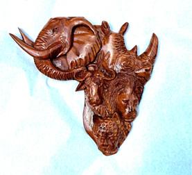 Wooden Africa