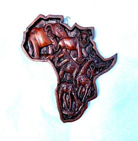 African Woodwork