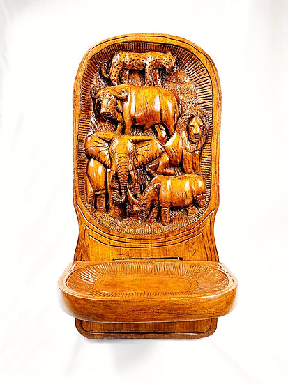 Animals of Africa Chair