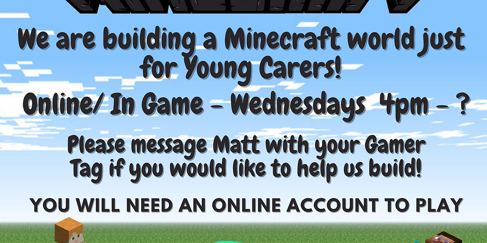 Help build a Minecraft World