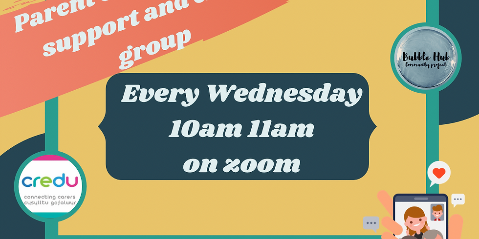 Parent Carer Support and Chat Group
