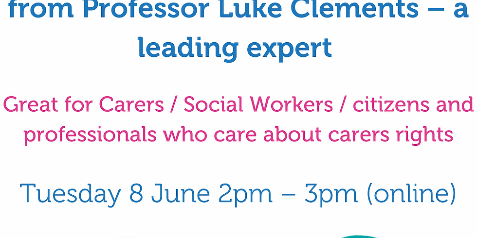 Hear about Carers Rights