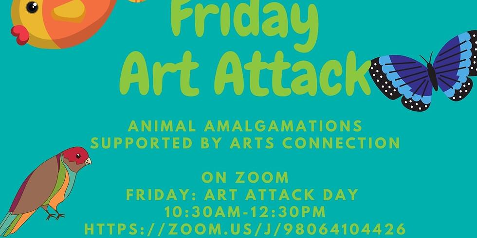 Art Attack Day