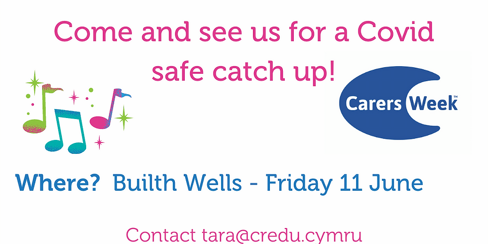 Builth Wells Rock Up and Pop Up