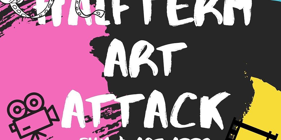 Mini Half Term Art Attack