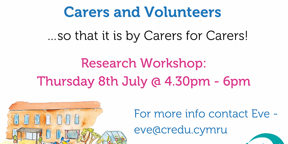 Carers Learning Research Workshop (3)