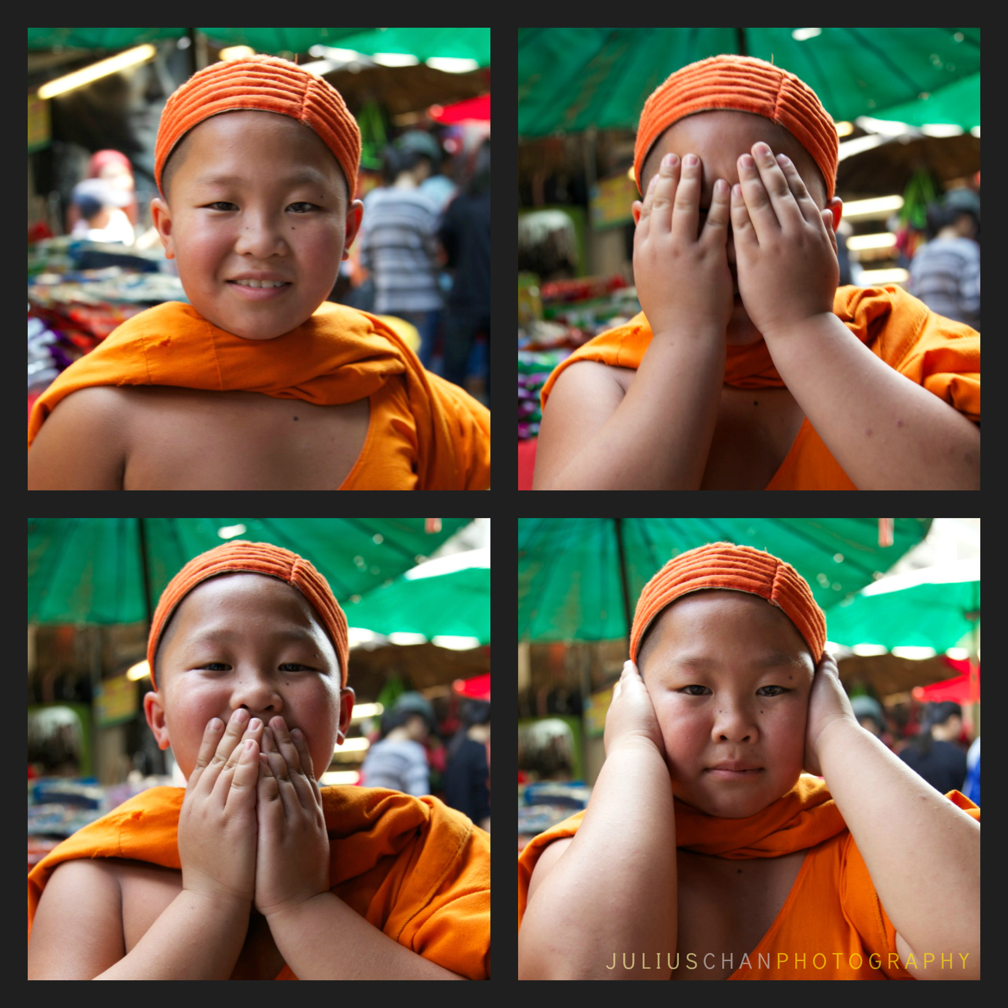 Young+Myanmar+Buddhist+Monk+Collage+Final