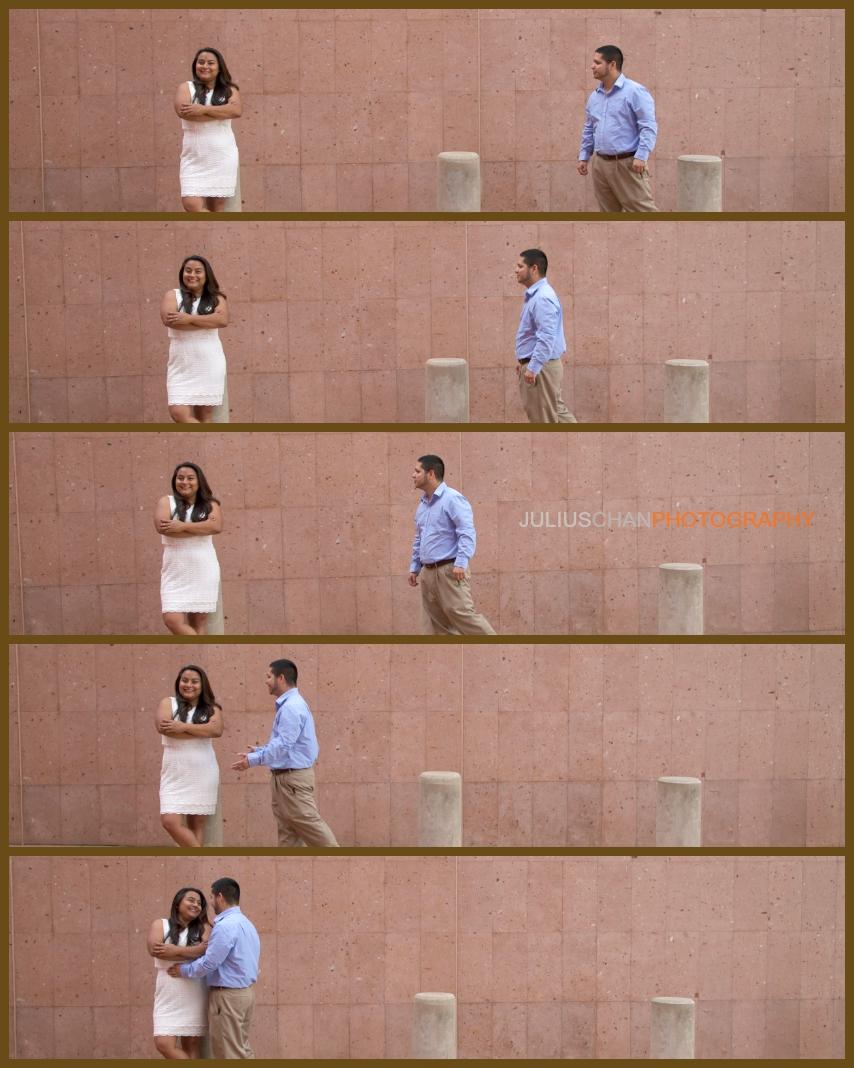 ZACH & MARISSA Collage FINAL 16 X 20