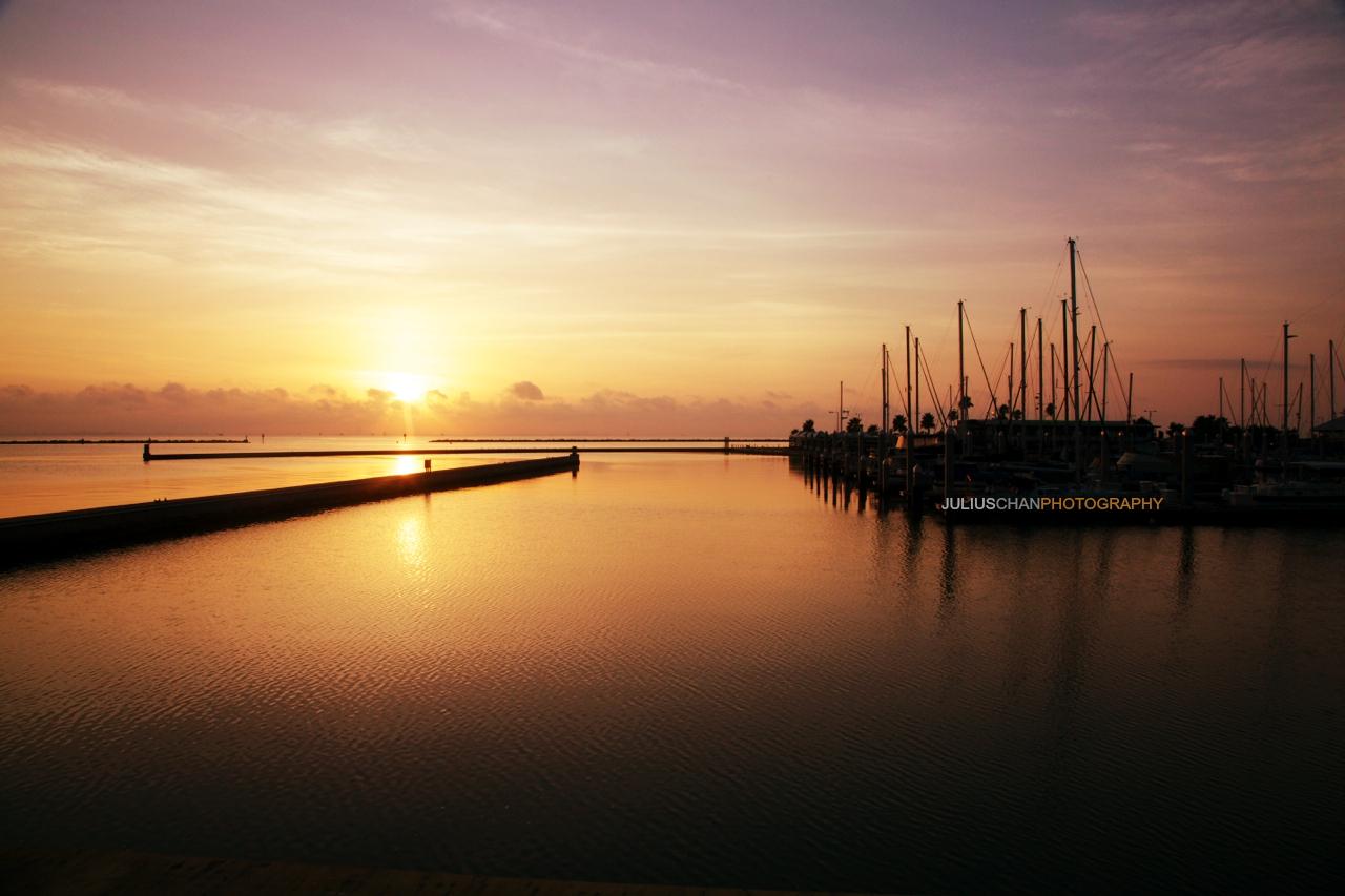 Corpus Christi Sunrise 2