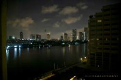Bangkok, Thailand night shooting