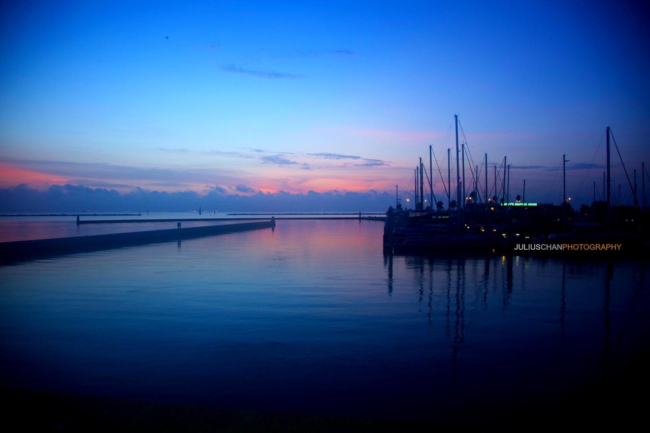 Corpus Christi Sunrise