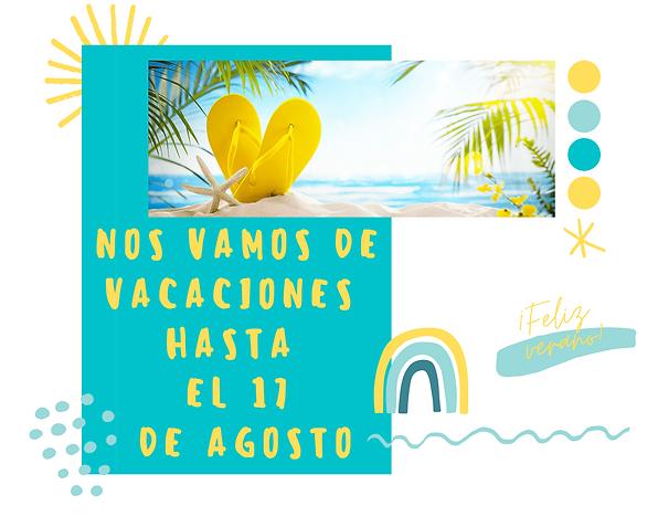 Foto Collage Vacaciones Tomar el Sol y Helado Playa.png