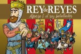 REY de REYES Alfonso I: el rey batallador