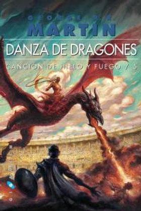 CANCION DE HIELO Y FUEGO 5 DANZA DE DRAGONES