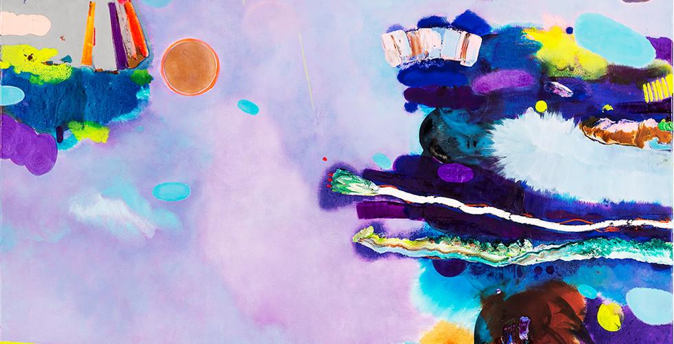 """""""Jodlila"""", Gouache, Öl und Acryl auf Leinwand, 160 x 130 cm, 2017.jpg"""