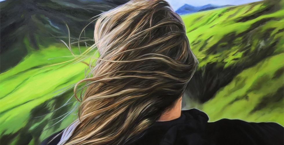 Joanna Jesse  - In den Bergen, 90x110cm, Öl auf Leinwand, 2019_.jpg