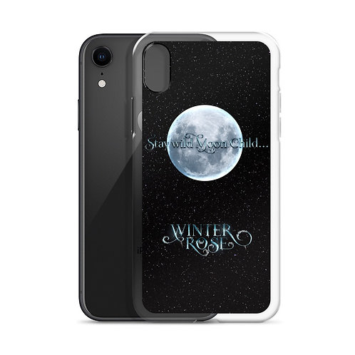 Stay Wild Moon Child - iPhone Case