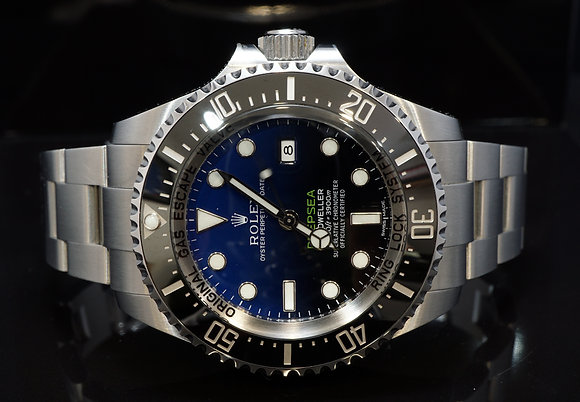 ROLEX 2016 James Cameron Deepsea, 116660, Box & Papers