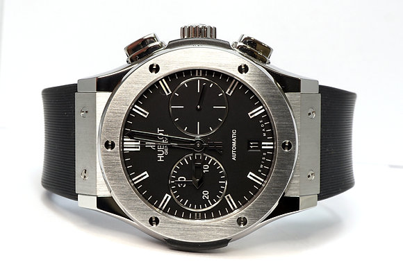HUBLOT 2015 Classic Fusion Chronograph, 521.NX.1170.RX, Box & Papers