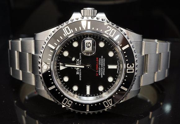 ROLEX 2018 Sea-Dweller SD43, 126600, UNWORN, 50th Anniversary Model