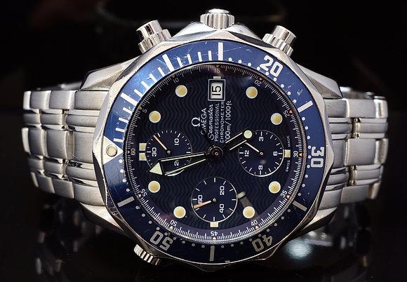 OMEGA Seamaster Chronograph, 2599.80