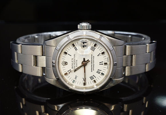 ROLEX 2003 26mm Date, 79190, MINT, Box & Papers