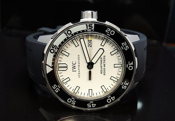 IWC 2011 Aquatimer 2000m, IW356806, MINT, Box & Papers