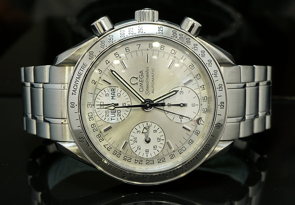 OMEGA Speedmaster Chrono, Triple Cal, 3523.30