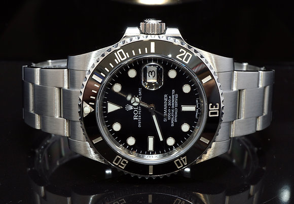 ROLEX 2014 Submariner Date, 116610LN, Steel, Box & Papers