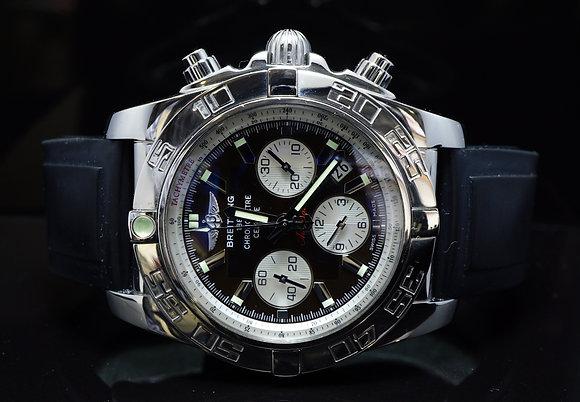BREITLING Chronomat 44, MINT, AB0110, Automatic