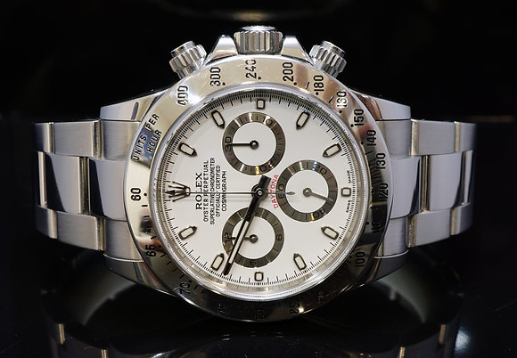 ROLEX 2015 Daytona, Steel, 116520, Box & Papers