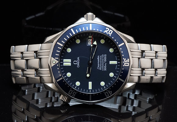 OMEGA Seamaster, Auto, 41mm, Mint, Box & Papers