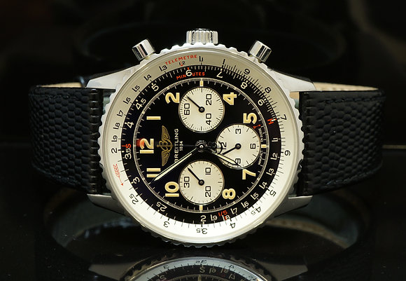 BREITLING, A30022, Navitimer, 1997, MINT, Box & Papers