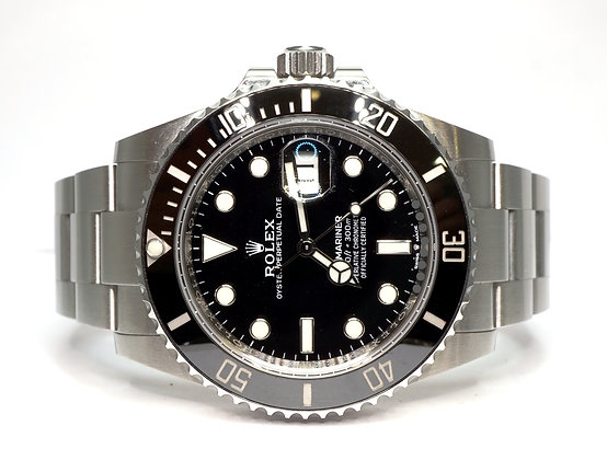 ROLEX 2021 Submariner 41, 126610LN, Stainless Steel, Box & Papers
