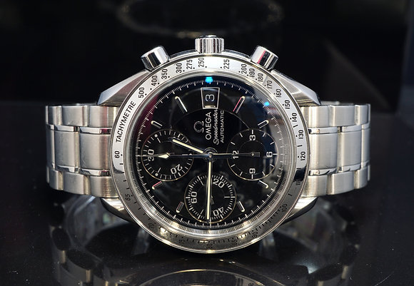 OMEGA 2004 Speedmaster Date, 35135000, Box & Papers