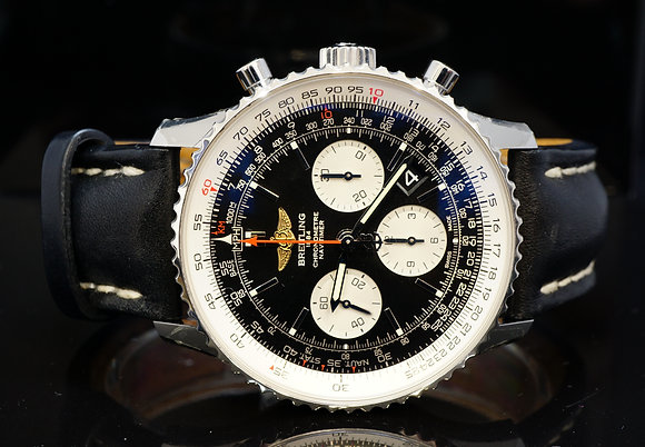BREITLING 2014 43mm Navitimer 01, AB012012, MINT, Box & Papers