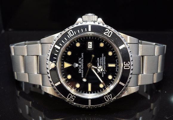 ROLEX 1991 Sea-Dweller, 16600, Steel, Boxed