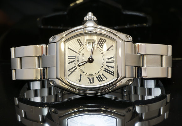 CARTIER Roadster Ladies, W62016V3,  Boxed