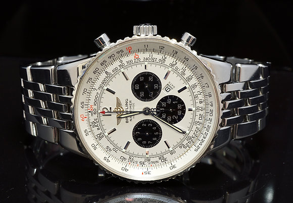 BREITLING 2004 Navitimer Heritage, A35340,Chronograph, Box & Papers