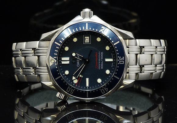 OMEGA 2012 Seamaster, Seamaster 36mm, Quartz, Box & Papers