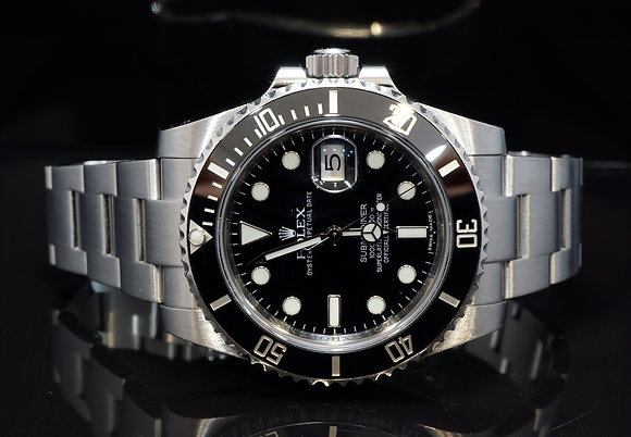 ROLEX 2014 Submariner, 116610LN, MINT, Box & Papers