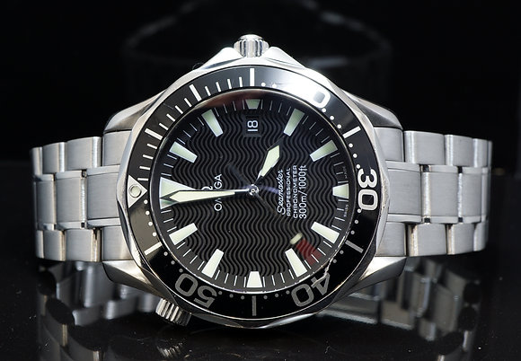 OMEGA 2007 41mm Seamaster, 22545000, Box & Papers